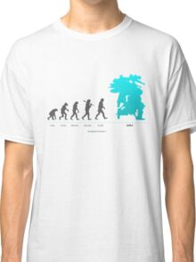 Xenoblade Chronicles X - Theory of Evolution Classic T-Shirt