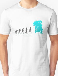 Xenoblade Chronicles X - Theory of Evolution Unisex T-Shirt