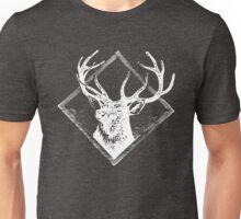 Stag white Unisex T-Shirt