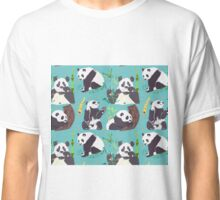 Whole Lotta Panda Classic T-Shirt
