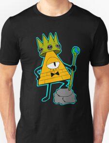 Gravity falls King Bill Cipher  Unisex T-Shirt