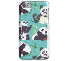 Whole Lotta Panda iPhone Case/Skin