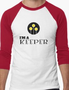Harry Potter - I'm a KEEPER Men's Baseball ¾ T-Shirt