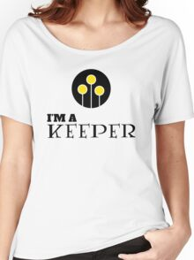 Harry Potter - I'm a KEEPER Women's Relaxed Fit T-Shirt