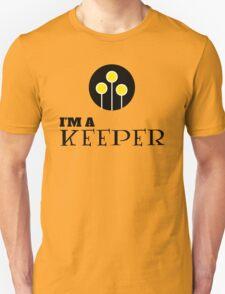 Harry Potter - I'm a KEEPER Unisex T-Shirt
