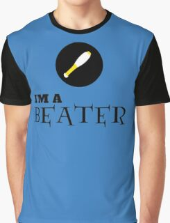 Harry Potter - I'm a BEATER Graphic T-Shirt