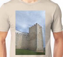 Medieval Castle Tower in Loule Unisex T-Shirt