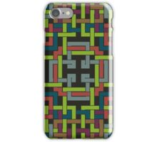 Colorful Celtic Knot iPhone Case/Skin