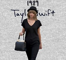 Taylor Swift 028 - 1989 Women's Fitted Scoop T-Shirt