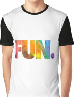 Fun. Colors Graphic T-Shirt