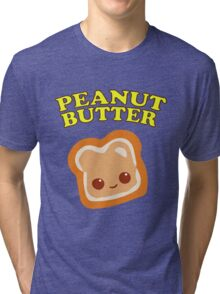 Couple - Peanut Butter (& Jelly) Tri-blend T-Shirt