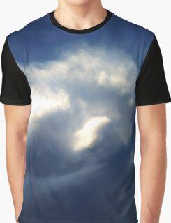 Ominous Cloud Graphic T-Shirt