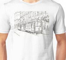 City Circle Tram Unisex T-Shirt