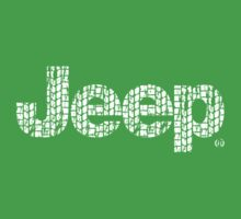 Jeep tires 2 white One Piece - Short Sleeve
