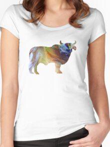 Brahman  Women's Fitted Scoop T-Shirt