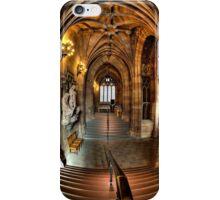John Rylands Library Manchester iPhone Case/Skin