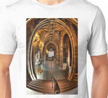 John Rylands Library Manchester Unisex T-Shirt