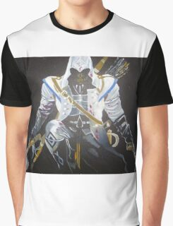Assassin`s Creed original painting on canvas Graphic T-Shirt