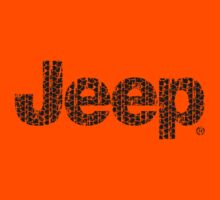 Jeep tires 1 black Kids Tee
