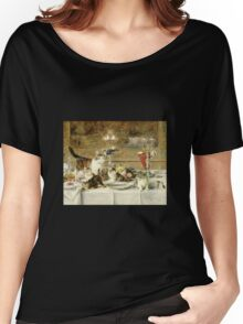 Eugene Lambert - After Dinner Women's Relaxed Fit T-Shirt