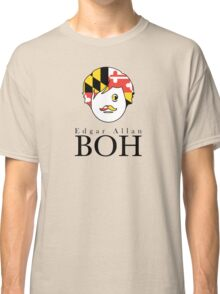 Edgar A. Boh with Maryland Flag Classic T-Shirt