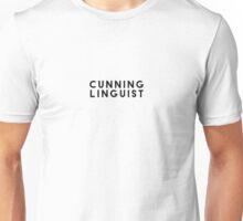 Cunning Linguist Unisex T-Shirt