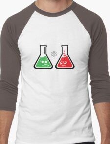 Funny Science Men's Baseball ¾ T-Shirt