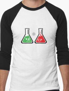 Funny Science Men's Baseball ¾ T-Shirt