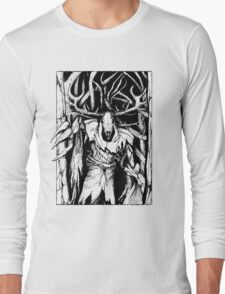 Leshen (Black) Long Sleeve T-Shirt