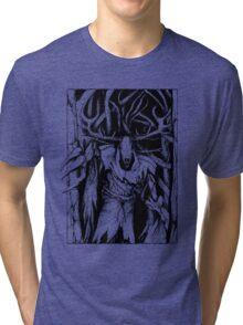 Leshen (Black) Tri-blend T-Shirt