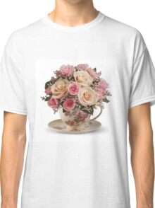 cup-of-roses Classic T-Shirt