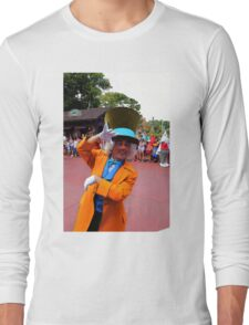 Mad Hatter mad? Long Sleeve T-Shirt