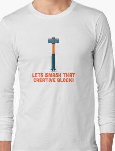 Character Building - Sledgehammer Long Sleeve T-Shirt