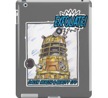 DALEK HEALTH & BEAUTY iPad Case/Skin