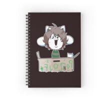 Flo Shop Spiral Notebook