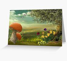 Spring Awakens  Greeting Card