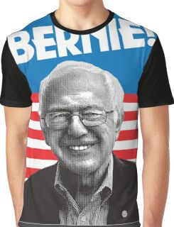 Bernie For President Graphic T-Shirt