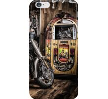 Biker Chic iPhone Case/Skin