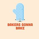 Character Building - Bakers gonna bake by SevenHundred