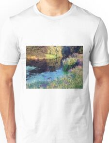 countryside view  Unisex T-Shirt