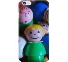 Precious childhood  iPhone Case/Skin