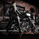 Dark Biker Chic by PhotoWorks