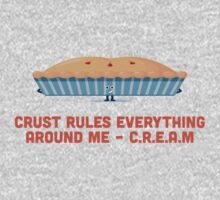 Character Building - Crust rules everything around me… One Piece - Long Sleeve