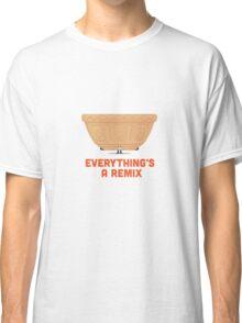 Character Building - Mixing Classic T-Shirt