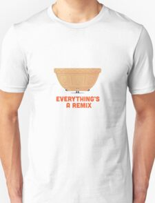 Character Building - Mixing Unisex T-Shirt
