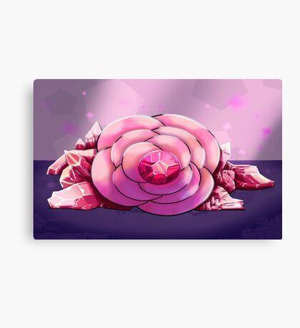 Rose Quartz Canvas Print