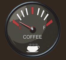 Coffee Gauge  by Amy-Elyse Neer