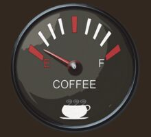 Coffee Gauge  by Amy-Elyse Neer