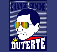 Change is Coming - Duterte Unisex T-Shirt