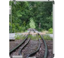 Forest Railroad iPad Case/Skin